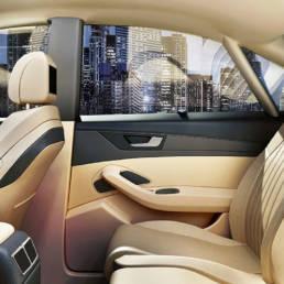 Riparazione tappezzeria interna automobili di lusso
