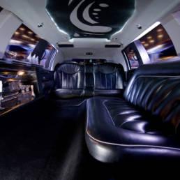 Riparazione interni limousine